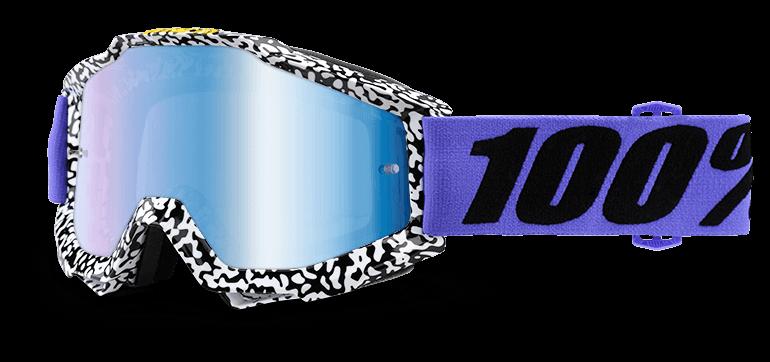 Велоочки 100% Accuri Brentwood / Mirror Blue Lens, 50210-211-02