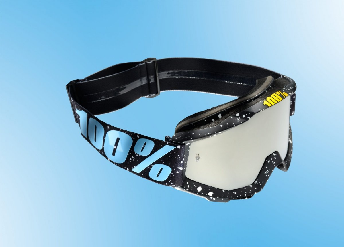 Велоочки 100% Accuri Milkyway / Mirror Silver Lens, 50210-196-02