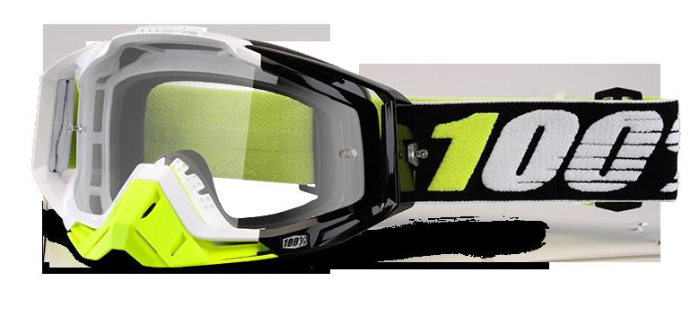 Велоочки 100% Racecraft Emara / Clear Lens, 50100-188-02