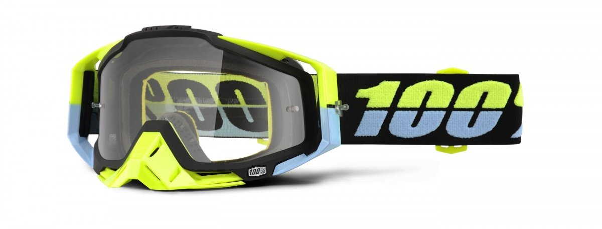 Велоочки 100% Racecraft Antigua / Clear Lens, 50100-178-02