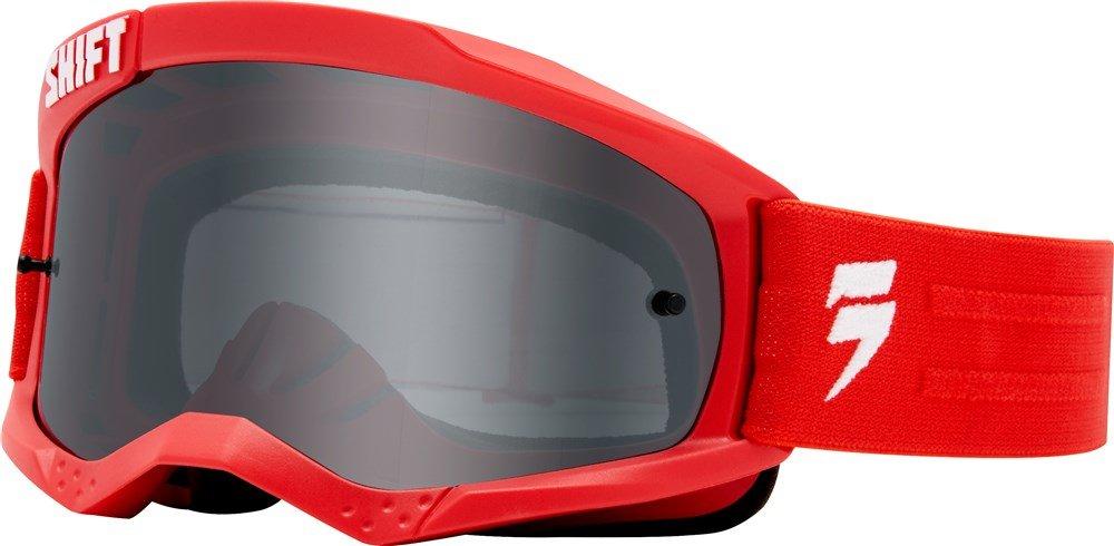 Велоочки Shift White Label Goggle, красный, 19338-003-OS