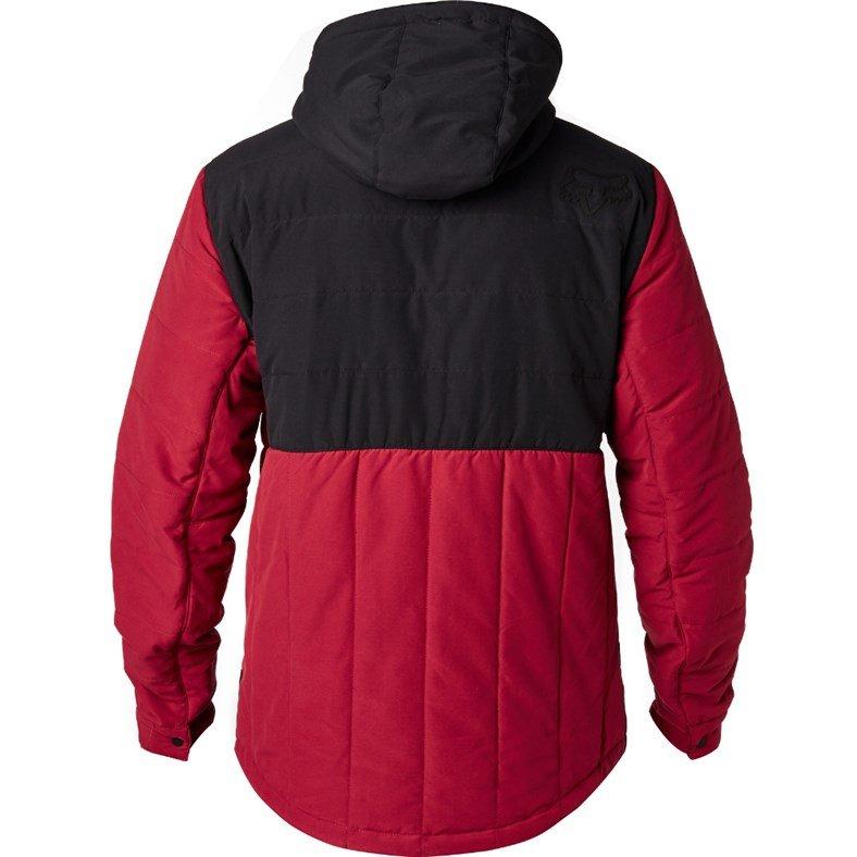 Велокуртка Fox Podium Jacket, темно-красный 2018 (Размер: L )