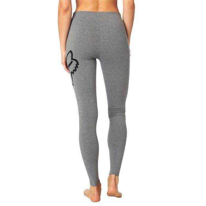 Леггинсы велосипедные женские Fox Enduration Legging Heather, серый 2018 (Размер: M )