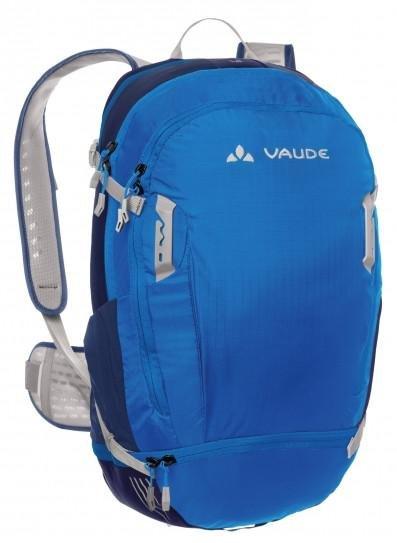 Велорюкзак VAUDE Bike Alpin, 30+5л, 52 х 34 х 30см hydro blue 11944
