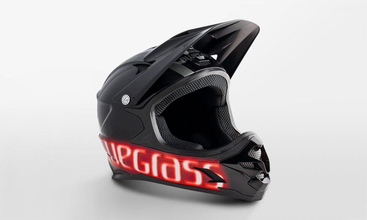 Велошлем Bluegrass Intox, черный 2018 (Размер: XS (52/54 см))