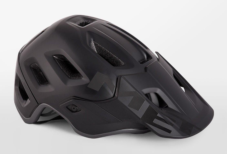 Велошлем Met Roam, черный 2018 (Размер: M (56-58 см) )