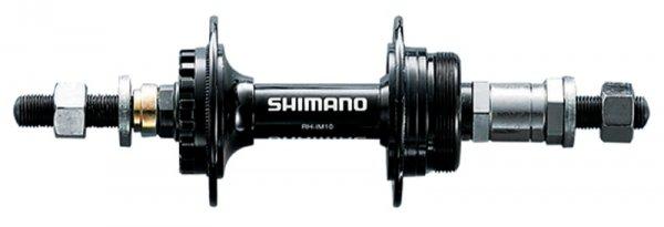 Втулка задняя Shimano Tourney RH-IM10, под трещотку, 36 отв, под роллерный тормоз, ARHIM106ACAL