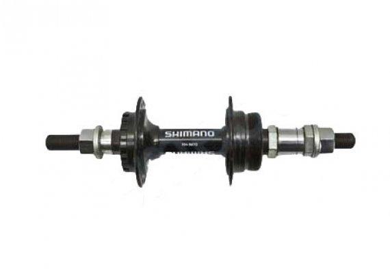 Втулка задняя Shimano Tourney IM10, 36 отверстий, под роллерный тормоз, 7 ск, ARHIM107ACAL