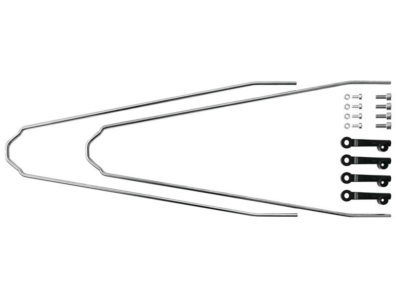 Комплект U-стоек для VELO42 URBAN & VELO47 TREKKING, 10987