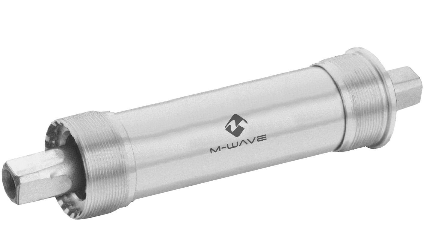 Картридж каретки M-WAVE, FAT BIKE, корпус 120 мм, 179.5/28.7 мм, c адаптером 2.5 мм, 5-359438