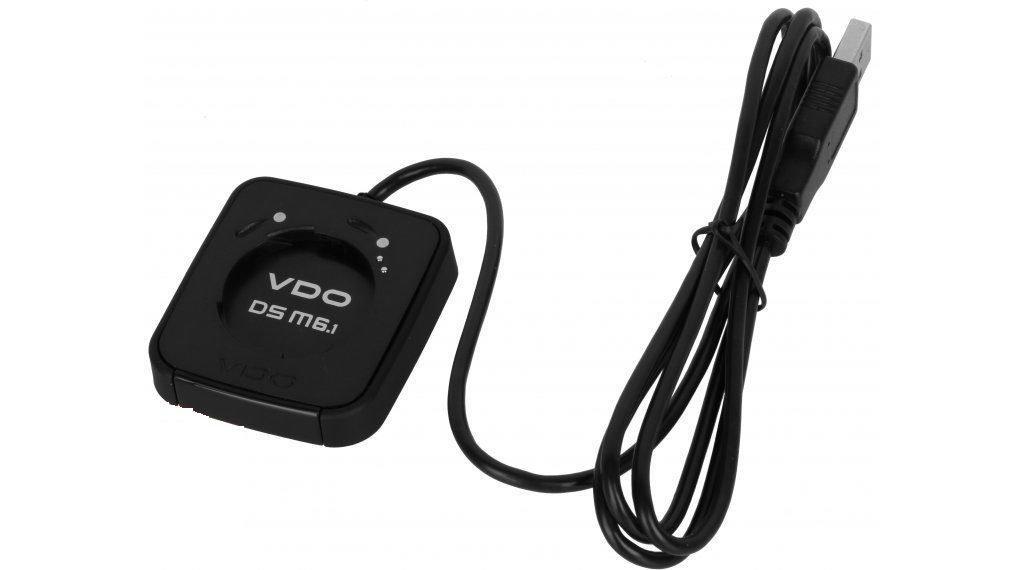 Докстанция для велокомпьютера VDO M6.1WL, для синхрнизации с ПК по USB и без проводной сети, 4-3042
