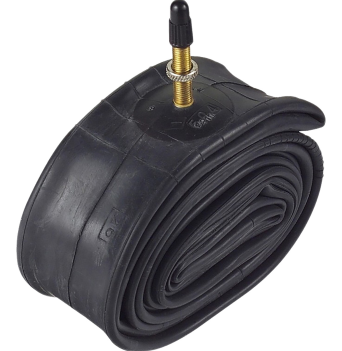 Велокамера INNOVA, 26х4,0, ниппель A/V, черный