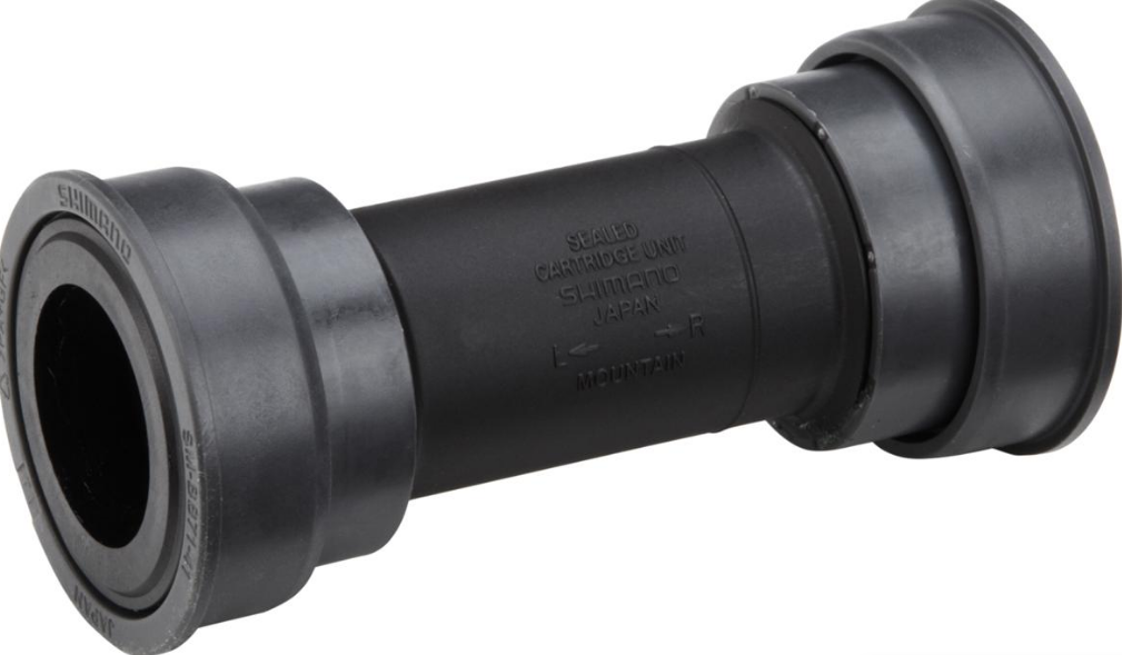Каретка SHIMANO SM-BB71-41A, PRESS FIT, для MTB, R/ L, без уп, KSMBB7141A