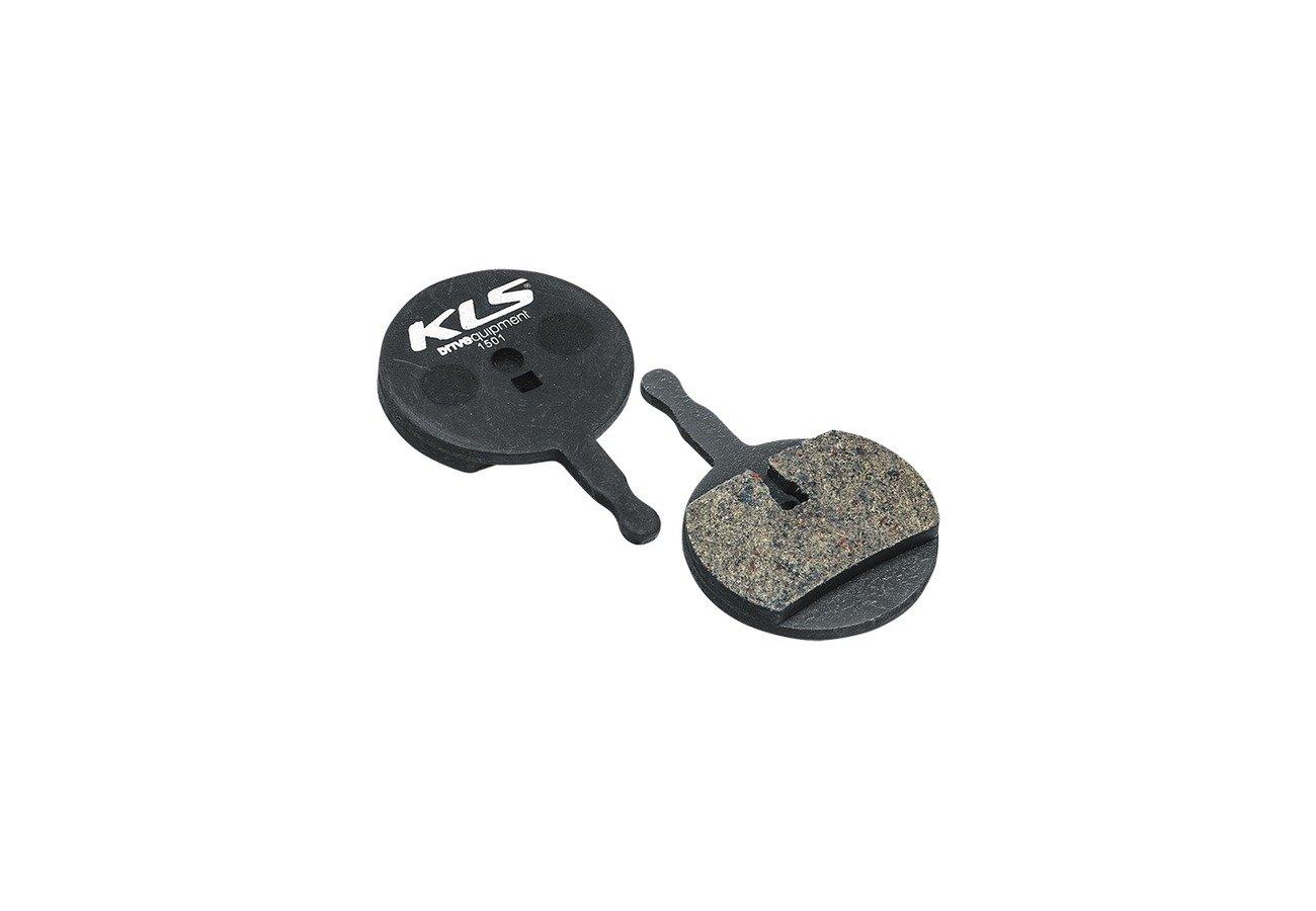 Колодки тормозного диска organic KLS D-15, Avid BB5, APSE-mechanical