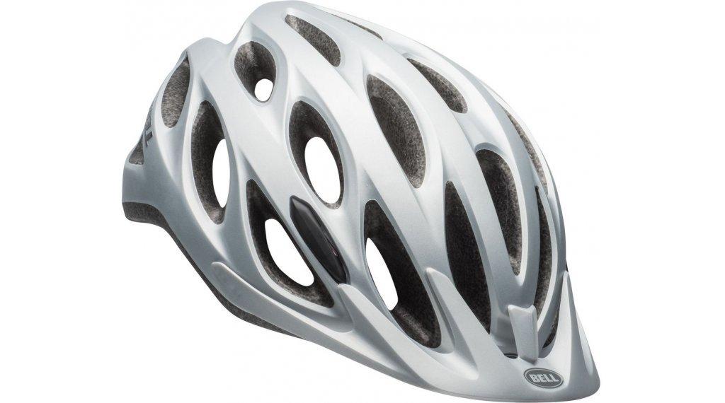 Шлем велосипедный Bell 18 TRACKER, универсальный, матовый серебро (Размер: ЕU)