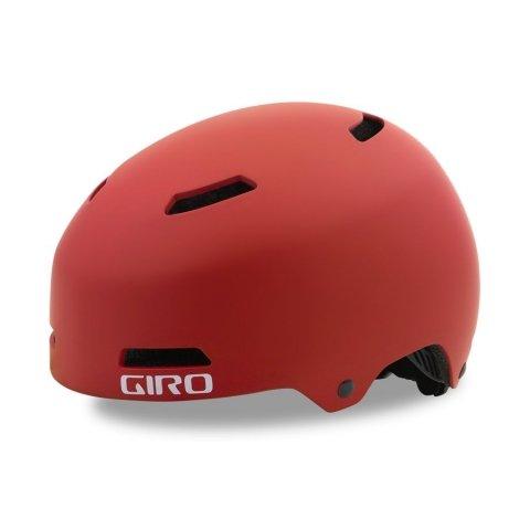 Шлем детский Giro 18 DIME FS BMX, матовый темно-красный (Размер: XS)