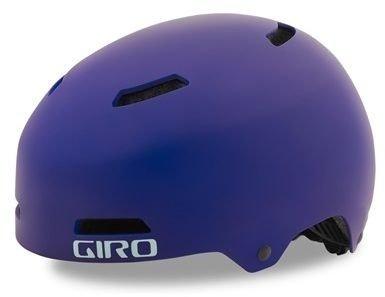 Шлем детский Giro 18 DIME FS BMX, матовый фиолетовый (Размер: S)