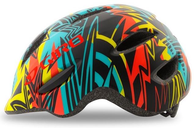 Шлем детский Giro 18 SCAMP, матовый пестрый (Размер: S)