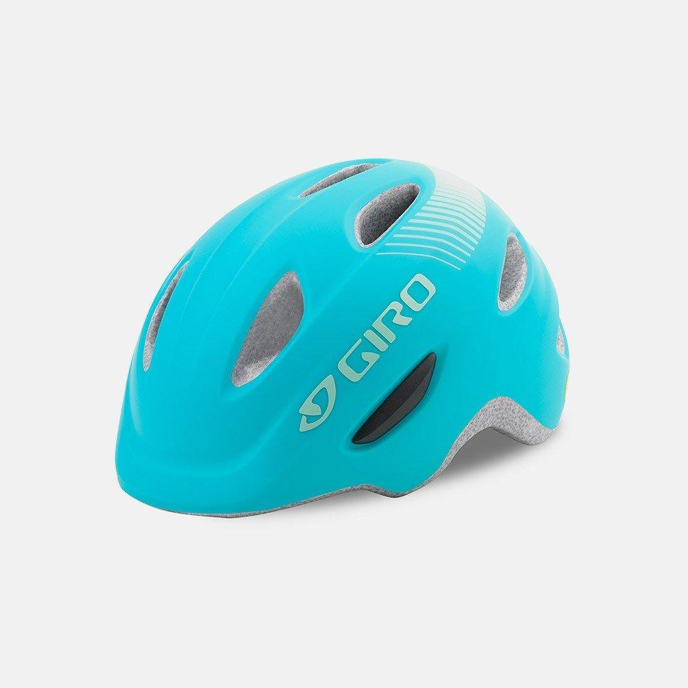 Шлем детский Giro 18 SCAMP, матовый светло-голубой (Размер: XS)