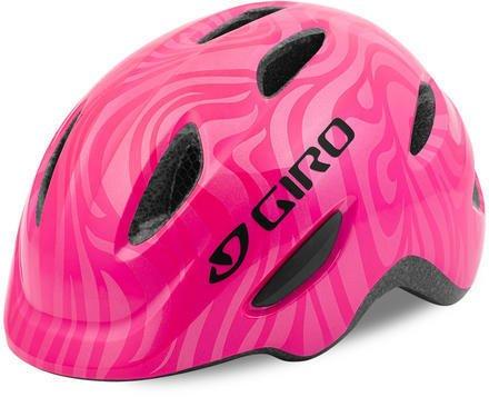 Шлем детский Giro 18 SCAMP, матовый светло-розовый цветок (Размер: S)