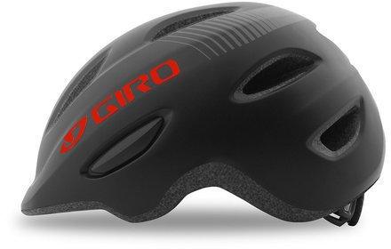Шлем детский Giro 18 SCAMP, матовый черный (Размер: S)
