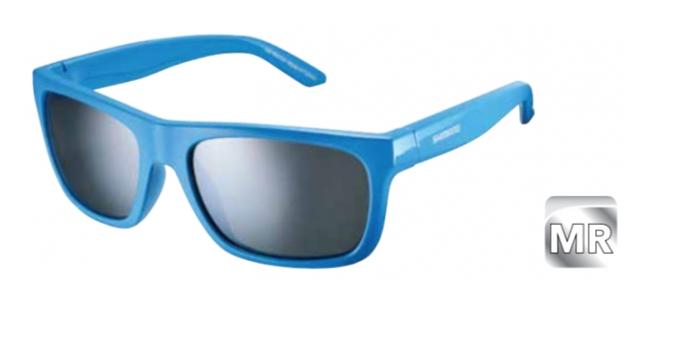 Велосипедные очки Shimano TOKYO, голубо-серые, ECETKYO1MRGB