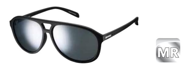Велосипедные очки Shimano METEOR, матовый черный, ECEMTOR1MRML