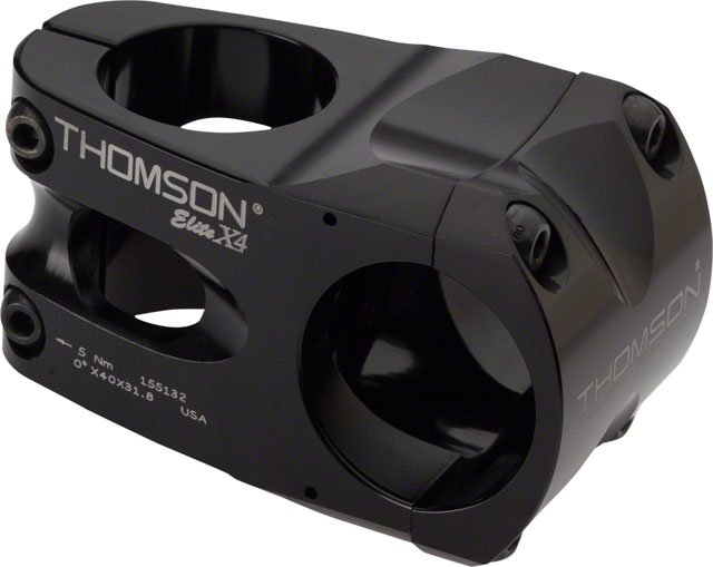 "Вынос Thomson Elite X4, 1-1/8"", 40x0°x31.8, черный, SM-E174-BK"