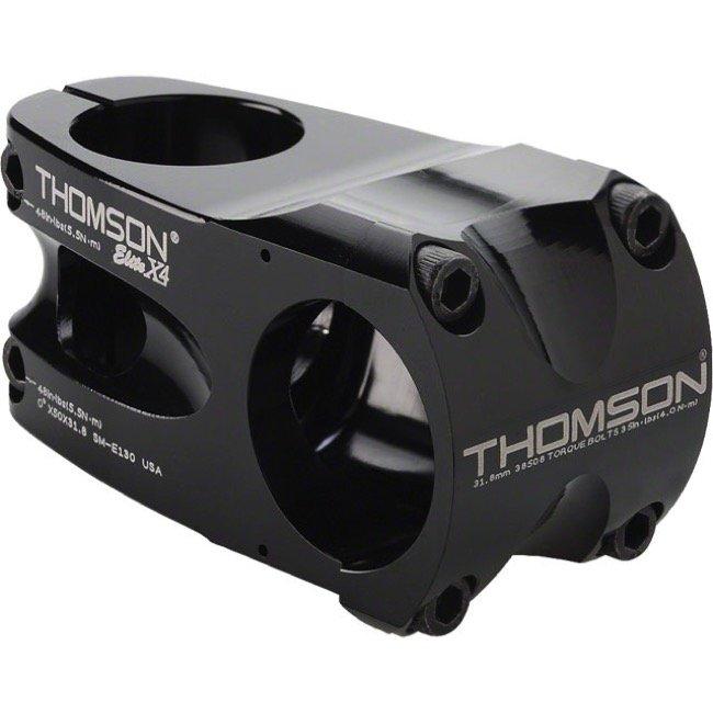 "Вынос Thomson Elite X4, 1-1/8"", 90x0°x31.8, черный, SM-E132-BK"