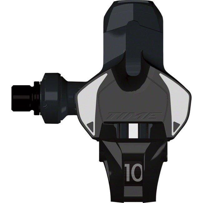 Педали контактные TIME Xpro 10, черный, T2GR003