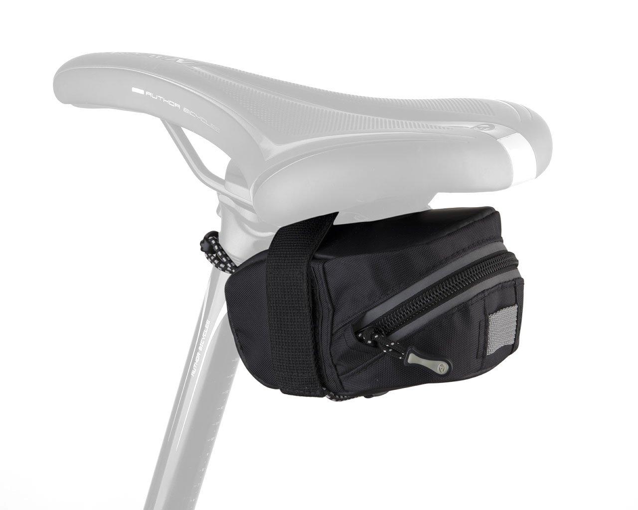 Велосипедный подсумок подрамный AUTHOR A-S381 TPN X7, 1 отдел, объем 0.9л., черный, 8-15002129