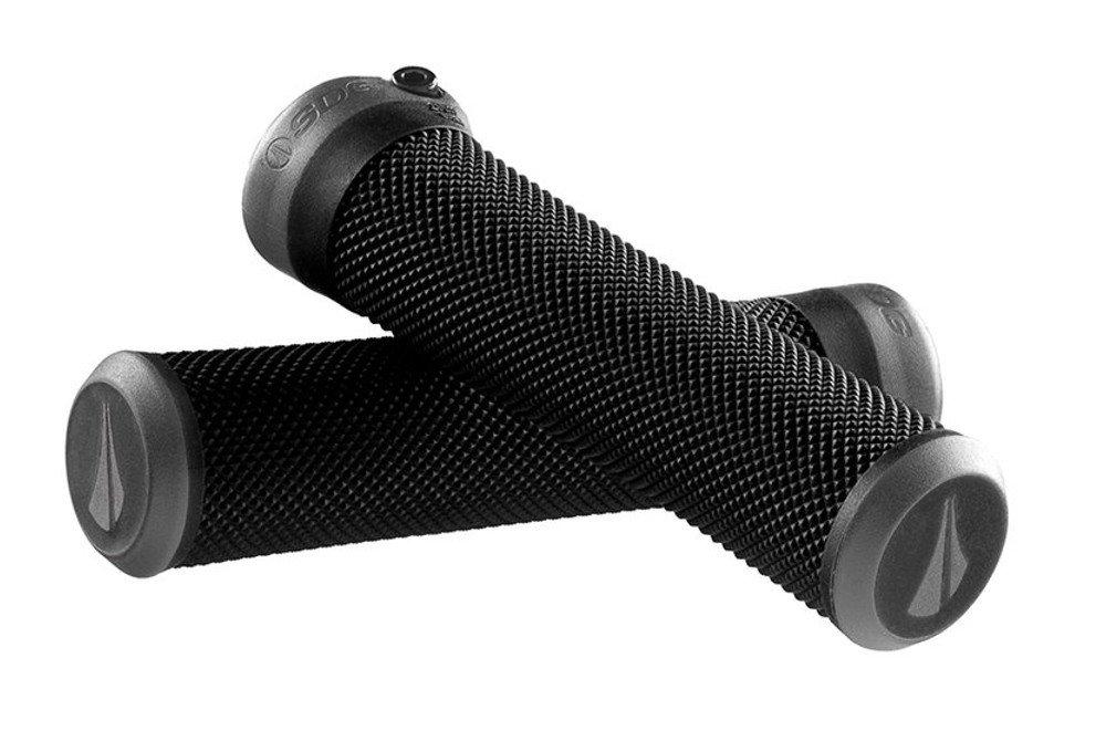 Ручки SDG Slater Lock-On Grip, черный, S4740