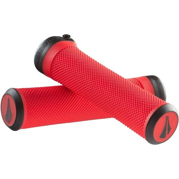 Ручки SDG Slater Lock-On Grip, красный, S4741
