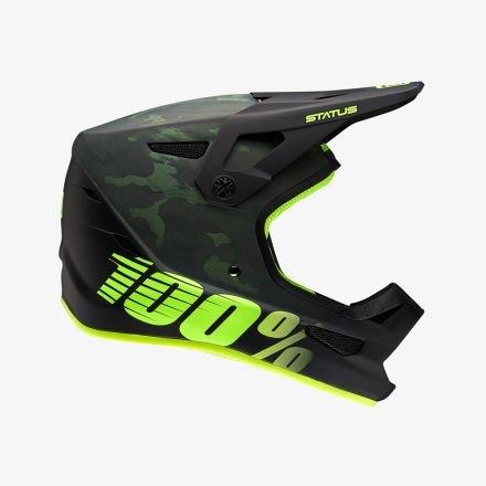 Велошлем 100% Status Helmet Skeema 2018 (Размер: S ( 53 – 54 см))