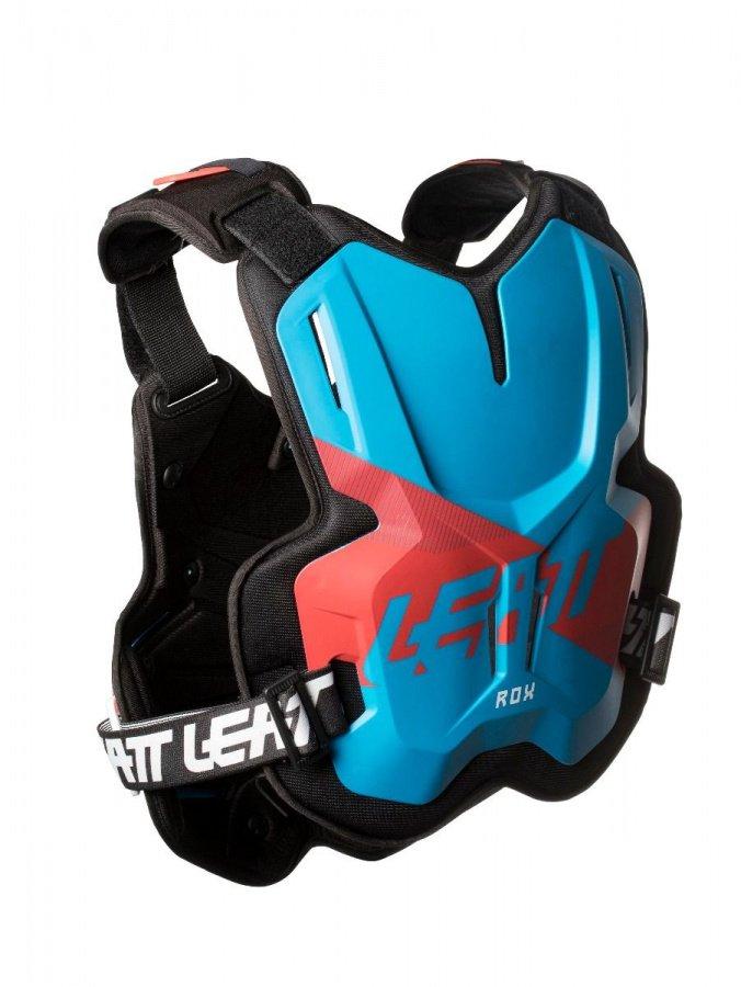 Защита панцирь Leatt Chest Protector 2.5 ROX, сине-красный, 5018100150
