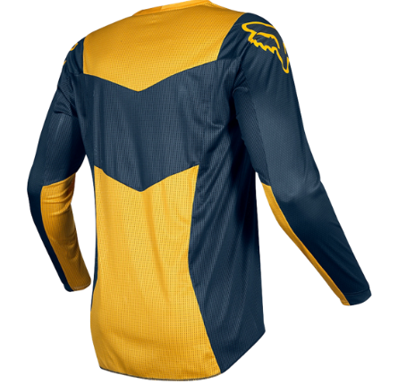 Велоджерси Fox 360 Kila Jersey, сине-желтый 2019 (Размер: M)