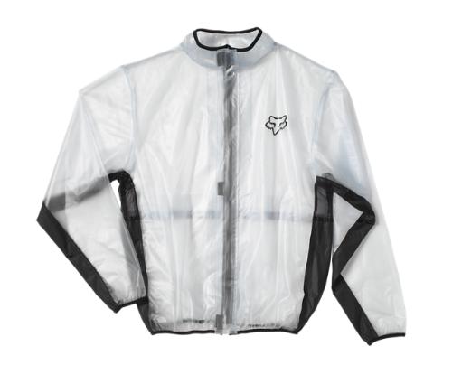 Дождевик Fox Fluid MX Jacket Clear 2019 (Размер: S)