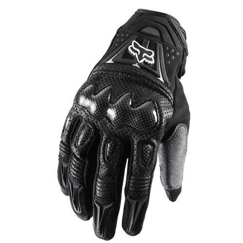 Велоперчатки Fox Bomber Glove, черный 2019 (Размер: XXXL)
