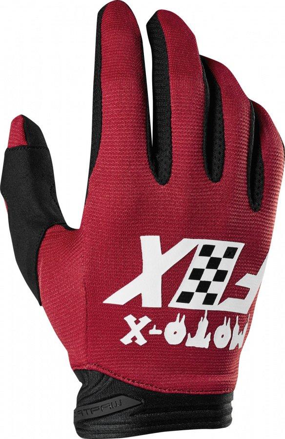 Велоперчатки Fox Dirtpaw Czar Glove Cardinal 2019 (Размер: XL)