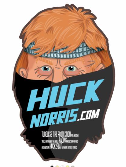 Система антипробоя HuckNorris, E-Bike, HN-EBIKE