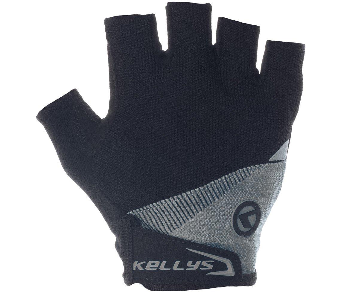 Перчатки велосипедные KELLYS COMFORT без пальцев, серые (Размер: XXL)