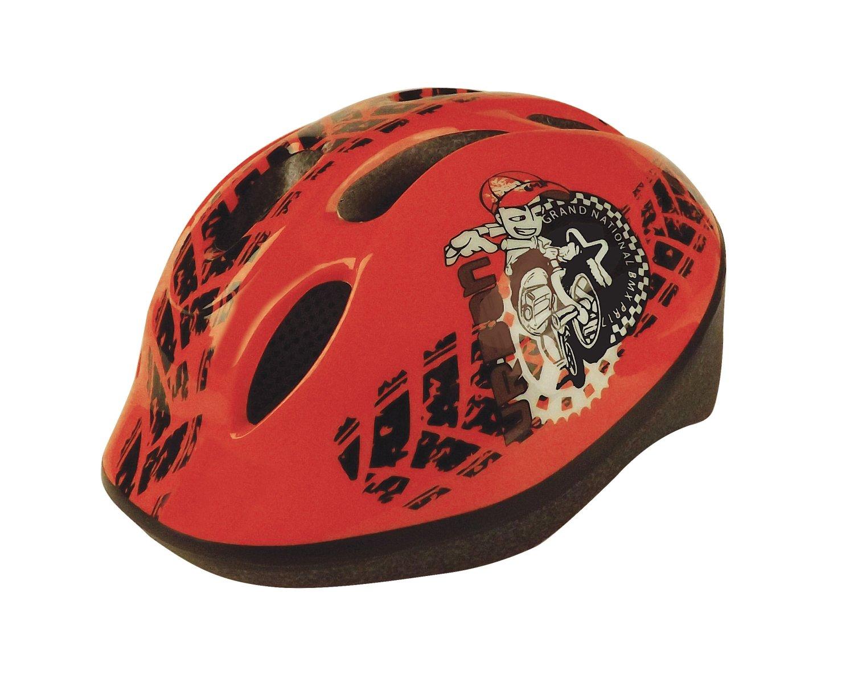 """Шлем велосипедный детский BELLELLI """"Urban"""", оранжевый (Размер S)"""