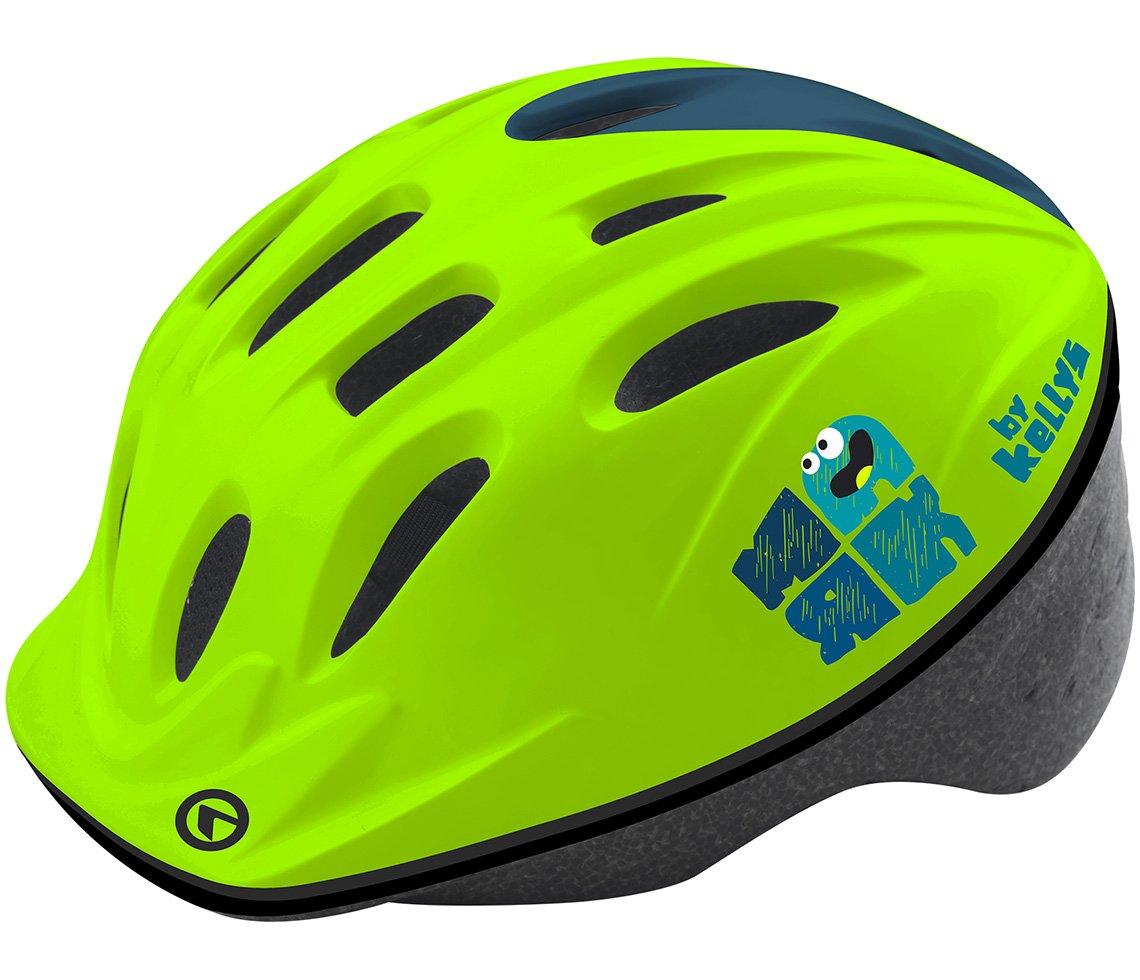 Шлем велосипедный детский MARK, зелёный (Размер: XS/S (47-51cm))