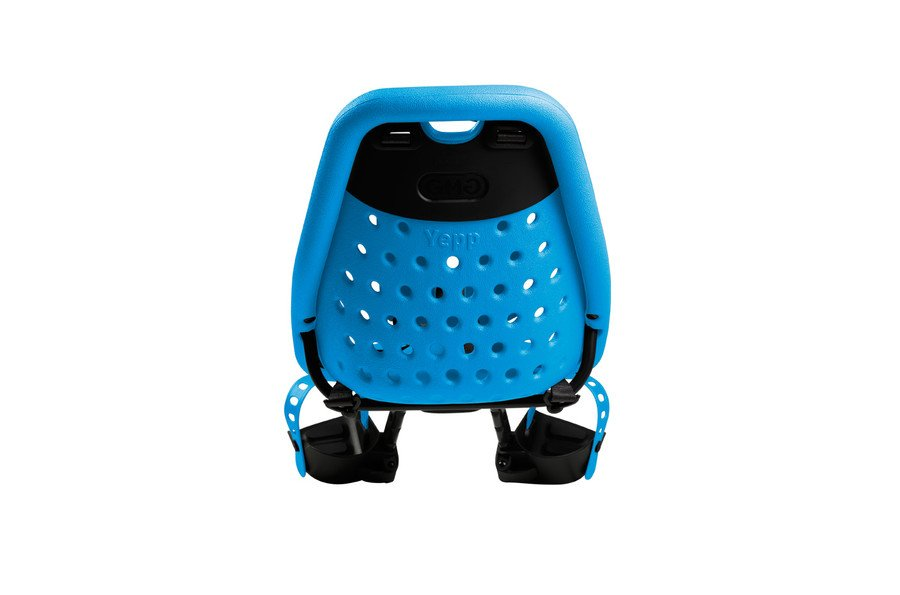 Детское велокресло Thule Yepp Mini, переднее, синий, 12020102