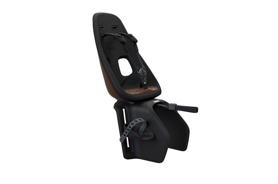 Детское велокресло Thule Yepp Nexxt Maxi Universal Mount, коричневый, на багажник, 12080206