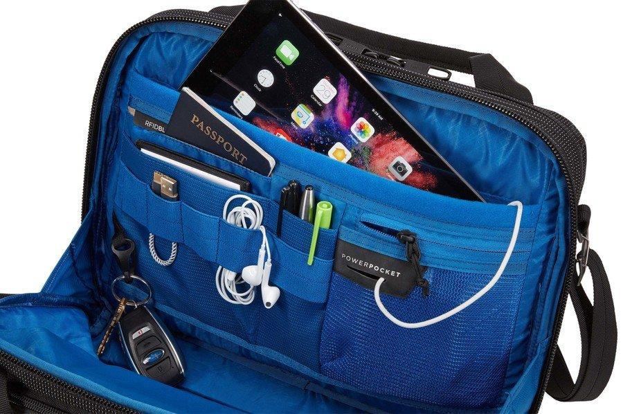 "Сумка для ноутбука Thule Crossover 2 Laptop Bag 13.3"", черный, 3203843"