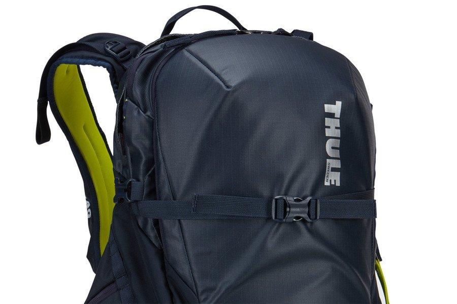Рюкзак для лыж и сноуборда Thule Upslope 25L Snowsports RAS Backpack, черно-синий, 3203607