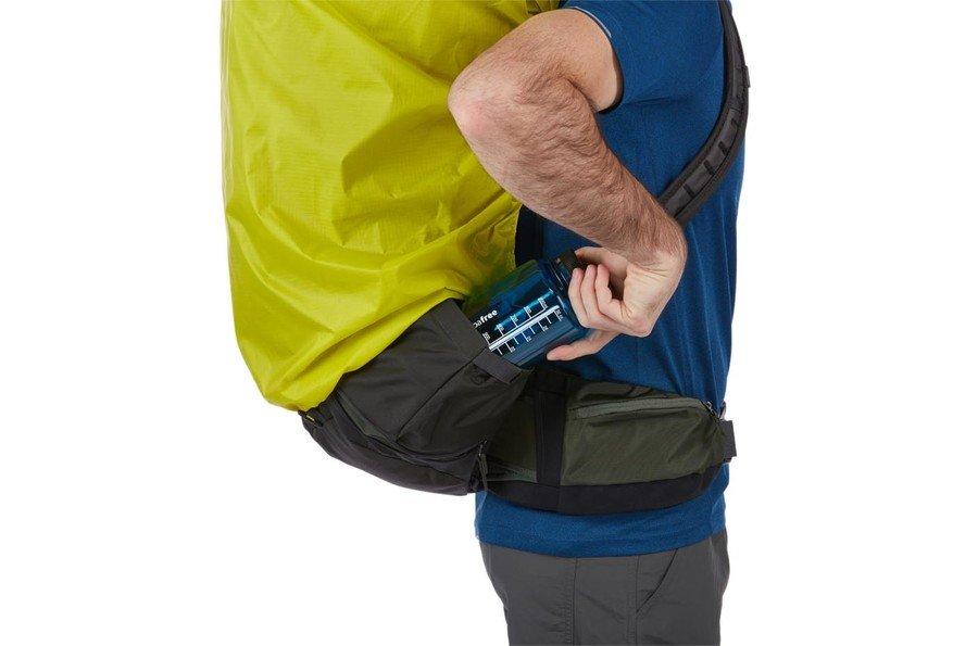 Туристический рюкзак мужской Thule Versant, 50L, темно-зеленый, 3203569