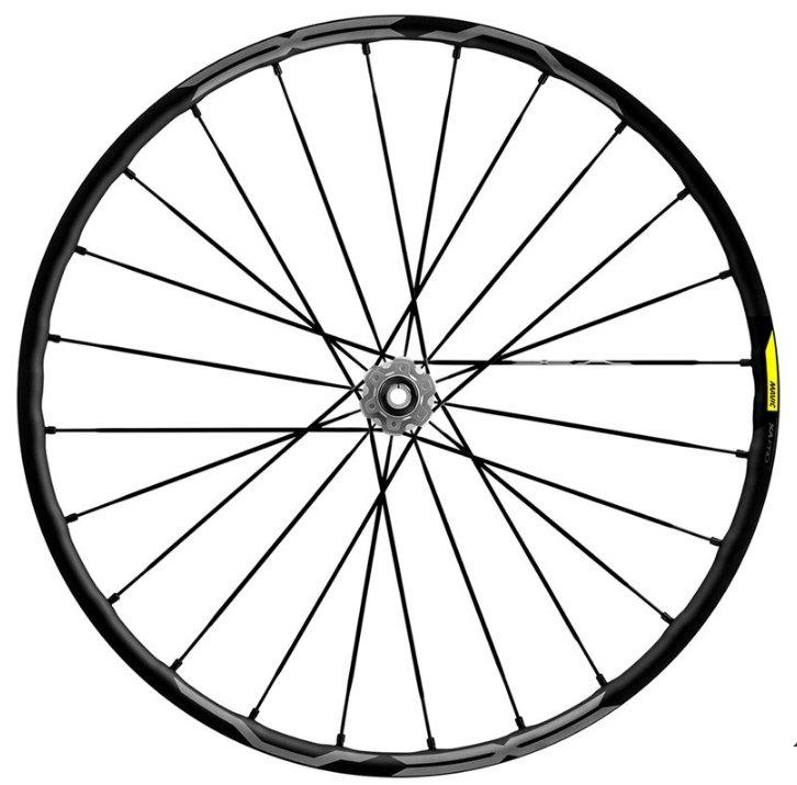 Колесо велосипедное заднее Mavic MTB XA