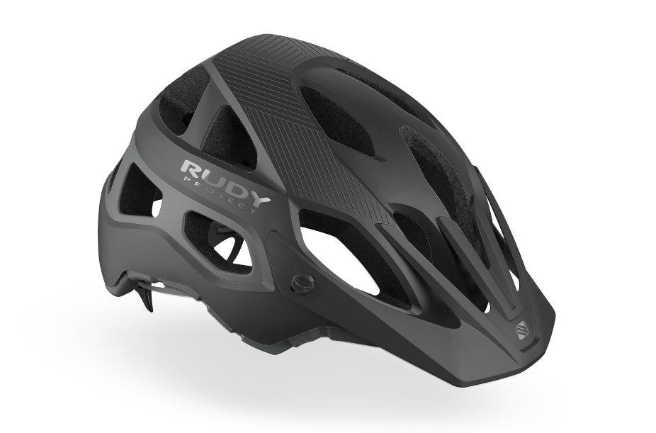 Велошлем Rudy Project PROTERA, BLACK/ANTRACITE, HL610002 (Размер: S/M (54-58 см))